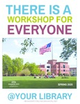 Workshops @ Your Library - Spring 2020