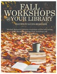 Workshops @ Your Library - Fall 2020