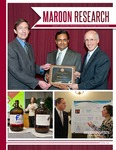 Maroon Research (Spring 2012) by Office of Research and Economic Development, Mississippi State University