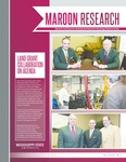 Maroon Research (Fall 2011) by Office of Research and Economic Development, Mississippi State University