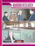 Maroon Research (Winter 2013) by Office of Research and Economic Development, Mississippi State University