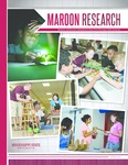 Maroon Research (Summer 2012) by Office of Research and Economic Development, Mississippi State University