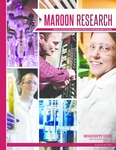 Maroon Research (Spring 2011) by Office of Research and Economic Development, Mississippi State University