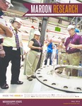 Maroon Research (Fall 2014) by Office of Research and Economic Development, Mississippi State University