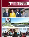 Maroon Research (Summer 2013) by Office of Research and Economic Development, Mississippi State University