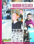 Maroon Research (Summer 2011) by Office of Research and Economic Development, Mississippi State University