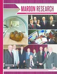 Maroon Research (Fall 2012) by Office of Research and Economic Development, Mississippi State University