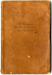 Diary of Orville E. Babcock, May-July 1866 by Orville Elias Babcock