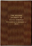 Diary of Orville E. Babcock, The Second Journey to Santo Domingo, November 8, 1869 - December 2, 1869