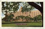 Edgewater Gulf Hotel Side view