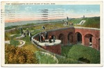 Fort Massachusetts on Ship Island At Ship Island, MS