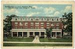 Shattuck Hall, I. I. & C., Now Mississippi State College for Women