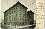 Hotel Hattiesburg, Pine & Mobil Streets