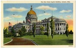 The New State Capitol Building