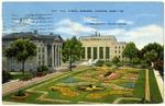 City Hall Floral Gardens