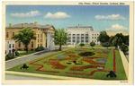 City Plaza Floral Garden