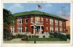 City Hall, Laurel Miss.-10