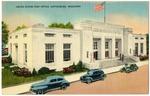 United States Post Office, Hattiesburg, MS
