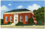 Post Office Pacagoula, MS-102