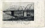 Steel Draweridge Across the Yazoo River at Greenwood