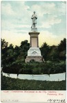 Confederate Monument in the City Cemetery