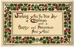 Wishing You The True Joy of Christmas