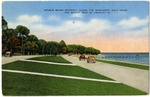 Double Beach Driveway Along the Mississippi Gulf Coast, The Beauty spot of America-61