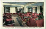 Attractive Lounge Of The Marine Room, Hotel Buena Vista