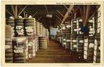 Scene Inside Cotton Warehouse