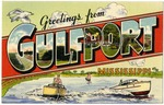Greeting From GulfPort