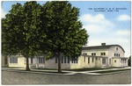 The Gulfport U.S.O. Buildings, Miss 84
