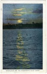 Moonlight on the Mississippi Gulf Coast