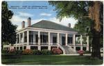 Beauvoir, Home Of Jefferson  Davis, Between Gulfport and Biloxi, Miss--36