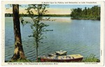 A Restful Spot For Fishing and Relaxtion on Lake Tangipahoa
