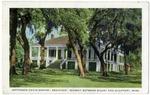 Jefferson Davis Shrine---Beauvoir---Midway Between Biloxi and Gulfport, Miss.