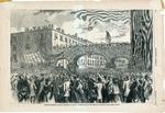 Lieutenant-General Grant's Reception at Galena, Illinois, Auguust 18, 1865 by Alexander Simplot