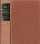 The Papers of Ulysses S. Grant, Volume 19: July 1, 1868-October 31, 1869 by John Y. Simon