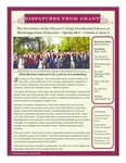 Dispatches from Grant - Spring 2014 - Volume 2 Issue 2 by Mississippi State University