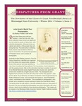 Dispatches from Grant - Winter 2014 - Volume 1 Issue 4