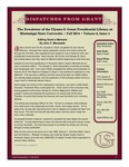 Dispatches from Grant - Fall 2014 - Volume 2 Issue 4 by Mississippi State University